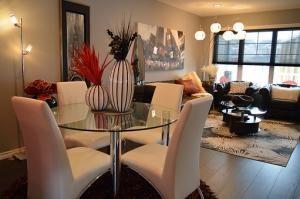 Designerskie wnętrze mieszkania
