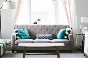 Designerski aranż sypialni