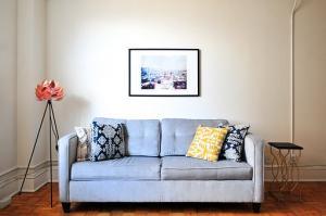 Maszyna do mieszkania i meble modularne
